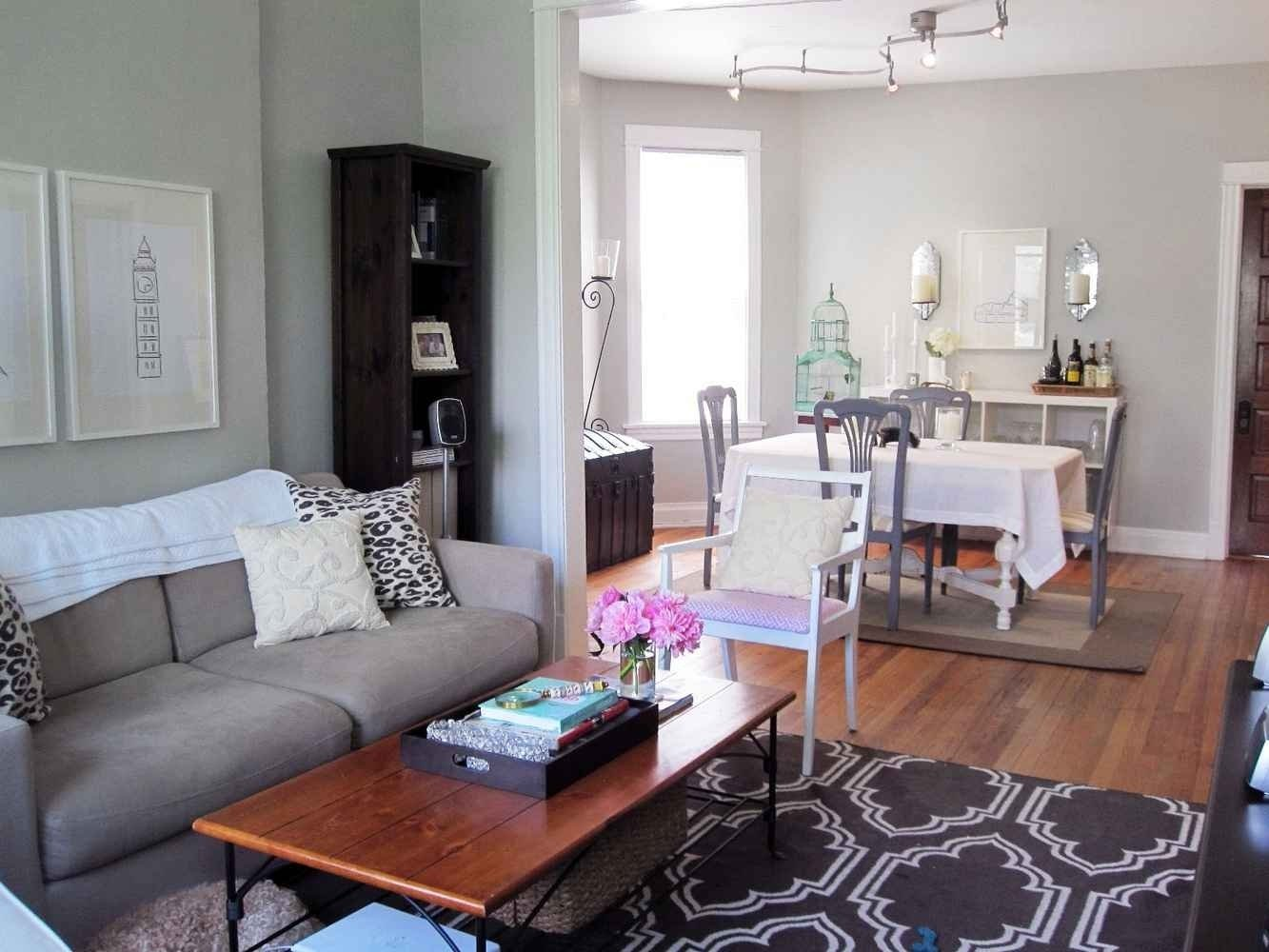 10 Ideal Living Room Dining Room Combo Decorating Ideas small living room dining room combo decorating ideas style perfect 2 2020