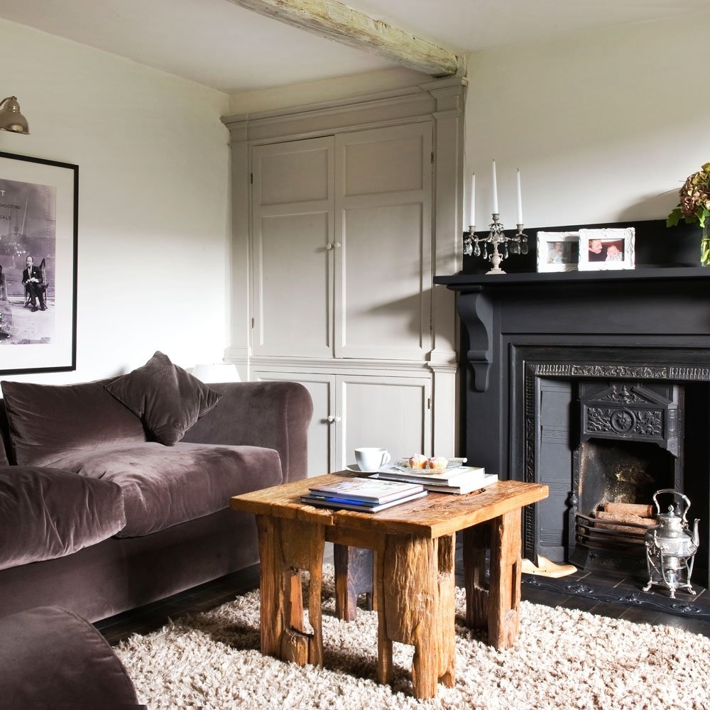 10 Fabulous Small Living Room Ideas With Fireplace small living room ideas ideal home 13 2020