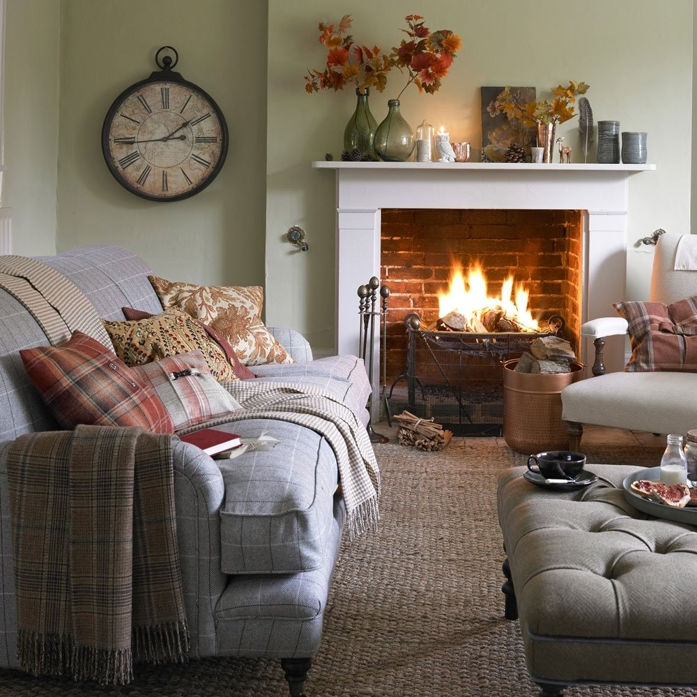 10 Attractive Decorating Ideas For Small Living Room small living room ideas ideal home 16 2020