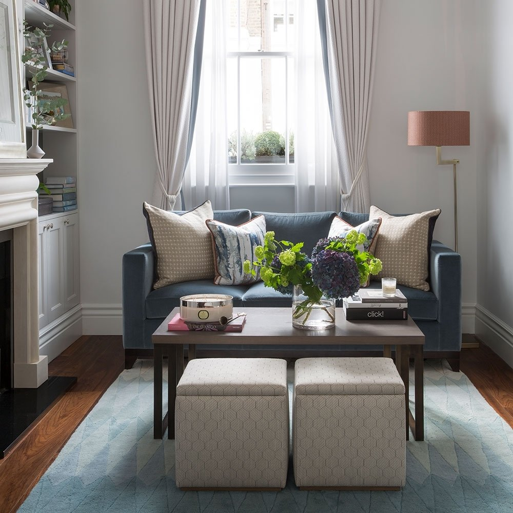 10 Awesome Design Ideas For Small Living Room small living room ideas ideal home 32 2020