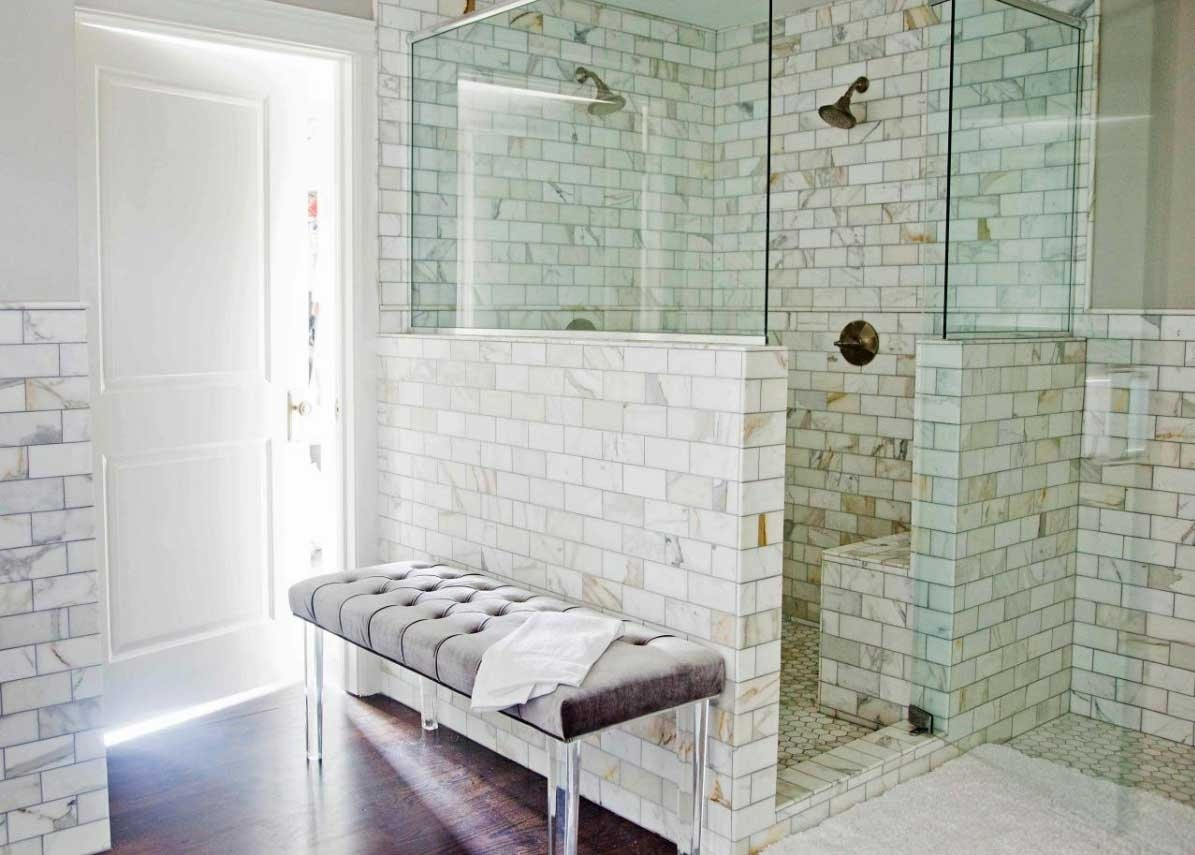 10 Attractive Shower Ideas For Master Bathroom