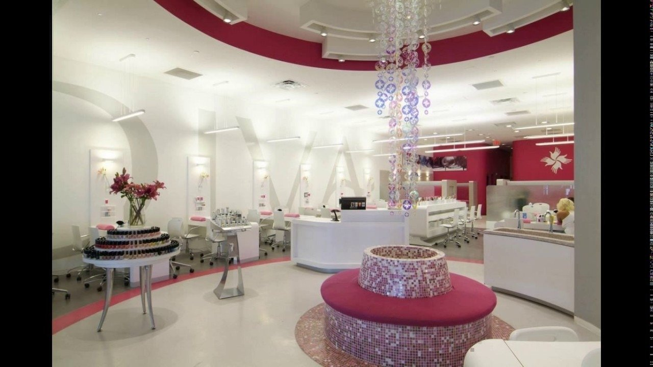 10 Ideal Nail Salon Interior Design Ideas small nail salon interior designs youtube 2020