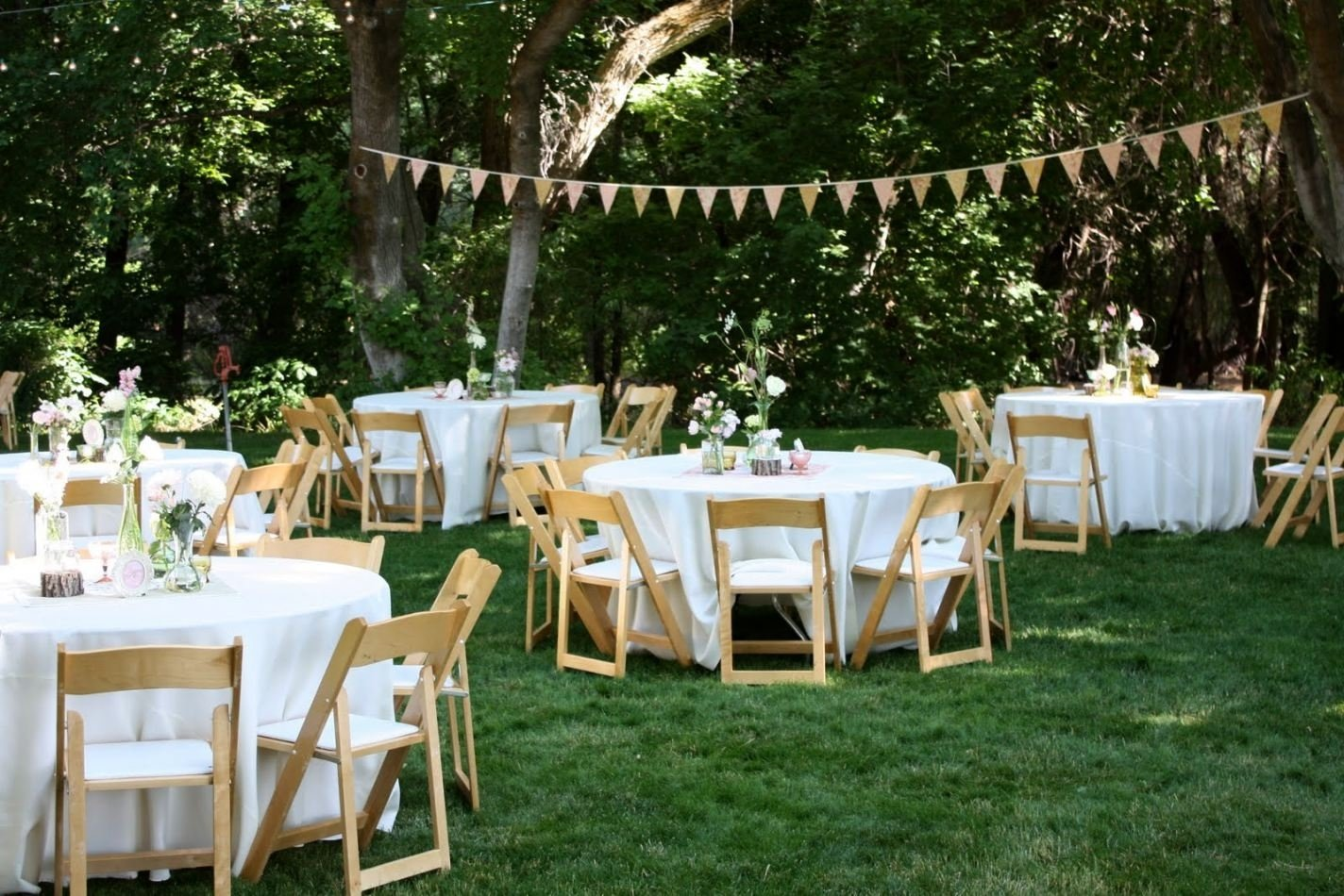 10 Lovable Reception Ideas For Small Wedding small outdoor wedding reception ideas 5 stunning outdoor small 2020