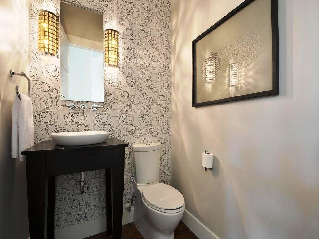 10 Cute Very Small Powder Room Ideas small powder room vanities the holland design ideas for a modern