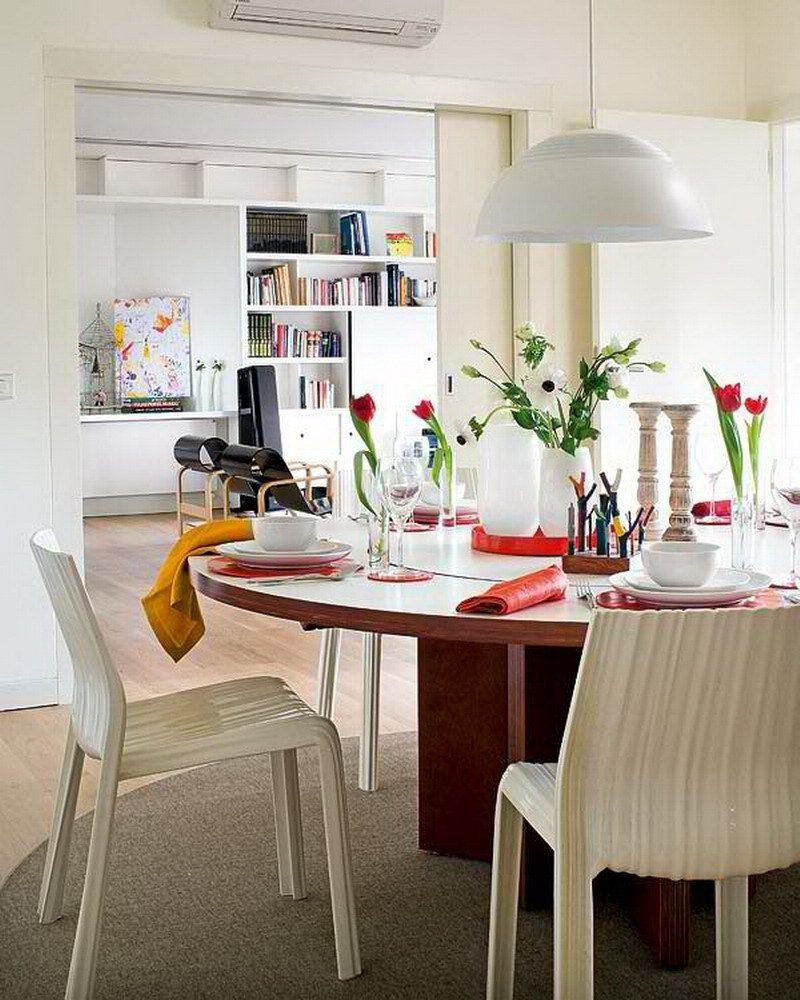10 Perfect Small Apartment Dining Room Ideas small room design superb living small apartment dining room ideas 1 2021