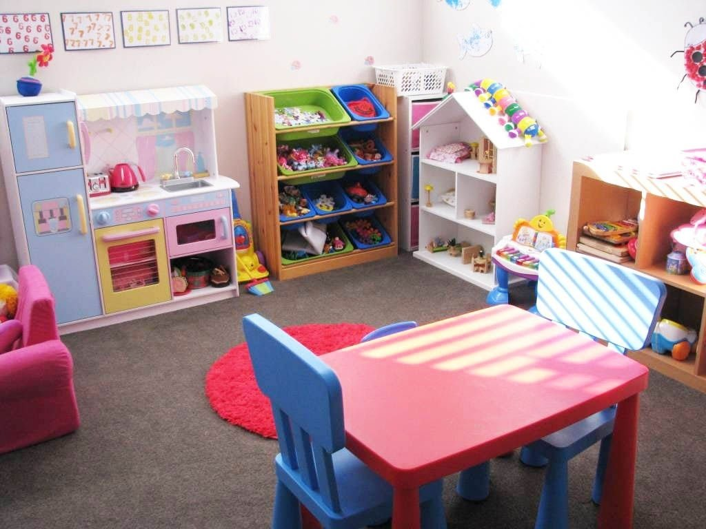 10 Nice Playroom Ideas For Small Spaces small space ideas living room kids playroom ideas small space 2020