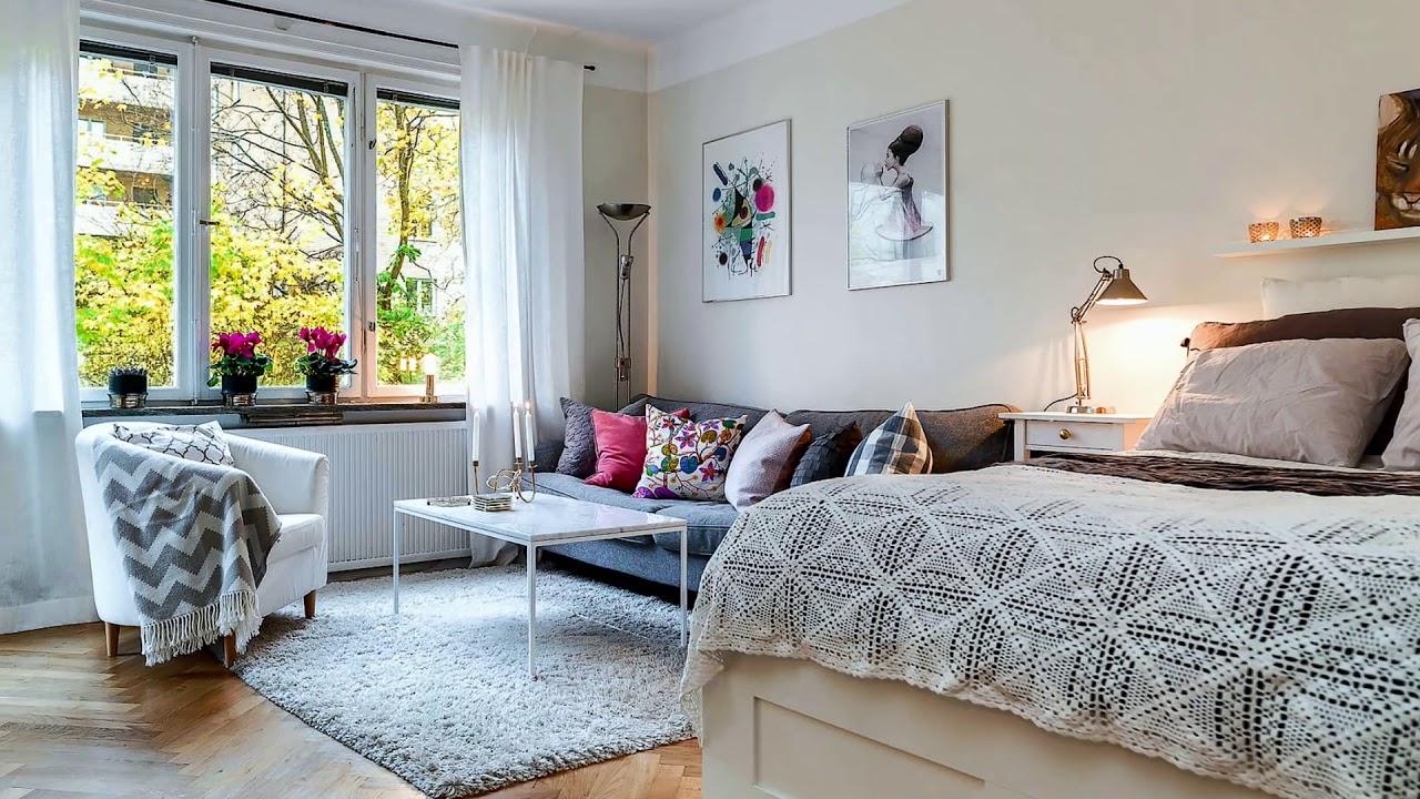 10 Fantastic Decorating Ideas For Studio Apartment small studio apartments 50 creative design decorating ideas 2020