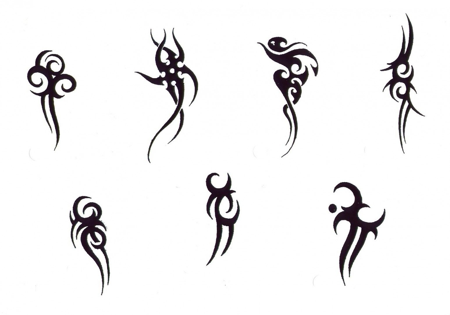 10 Perfect Tribal Tattoo Ideas For Men small tribal tattoos for men tribal tattoo men on pinterest tribal 2020