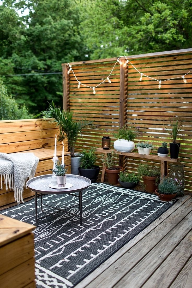 10 Lovely Small Patio Ideas On A Budget smart sneaky storage solutions outdoor project ideas best small 2020