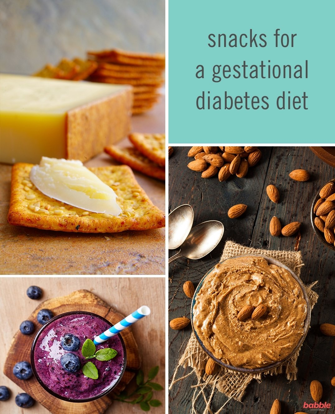 10 Awesome Meal Ideas For Gestational Diabetes snacks for pregnant moms with gestational diabetes 2020