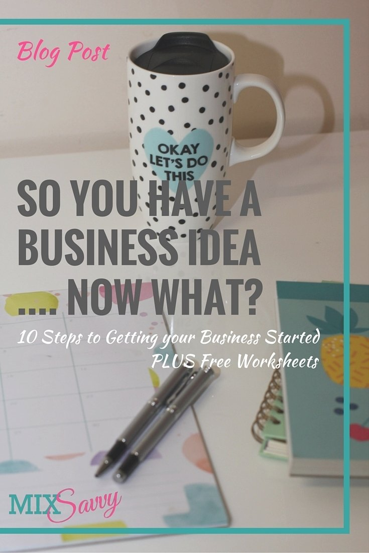 so you have a business idea now what? | yael keon