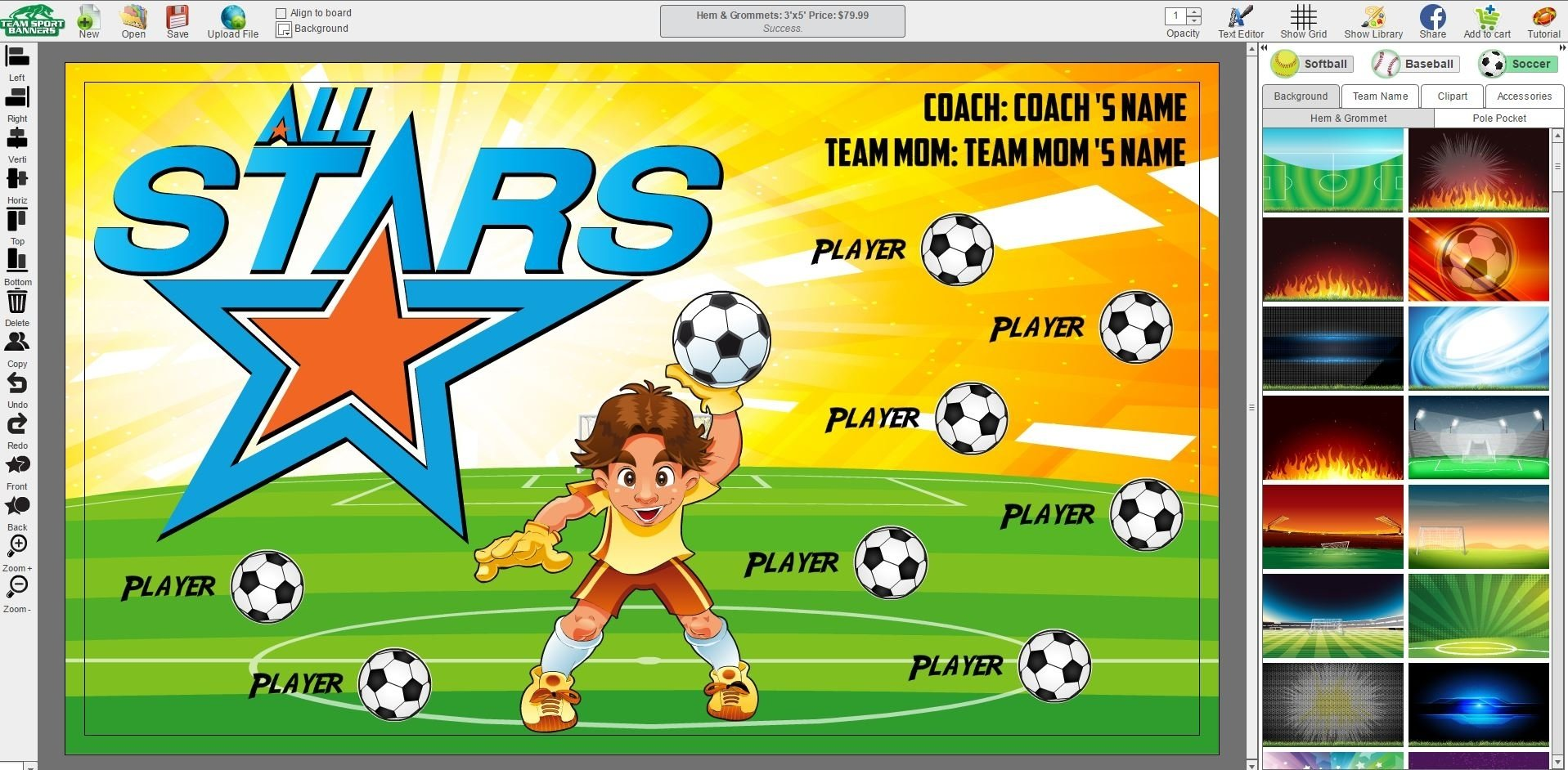 10 Spectacular Youth Soccer Team Names Ideas soccer team banners ayso banners soccer pennants online 69 99 2020