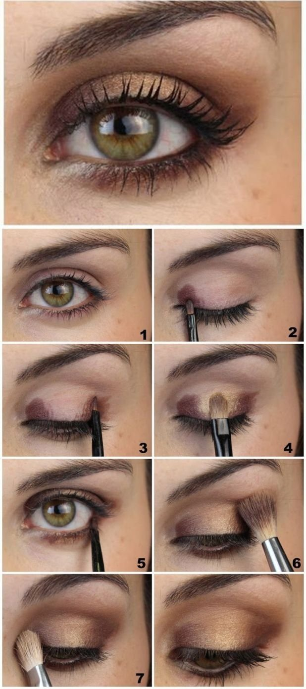 soft look for hazel eyes | makeup/nails | pinterest | eye, makeup