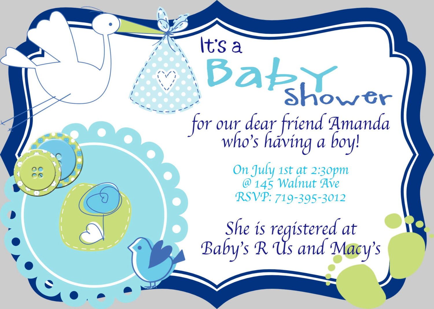 10 Trendy Baby Boy Shower Invitation Ideas some ideas to make great baby shower boy free printable family shower 2020
