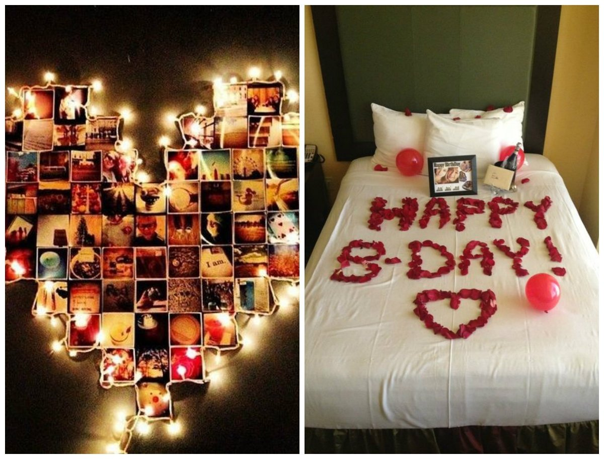 10 Fantastic Special Birthday Ideas For Him some unique things on birthday to feel someone special how to do 2021