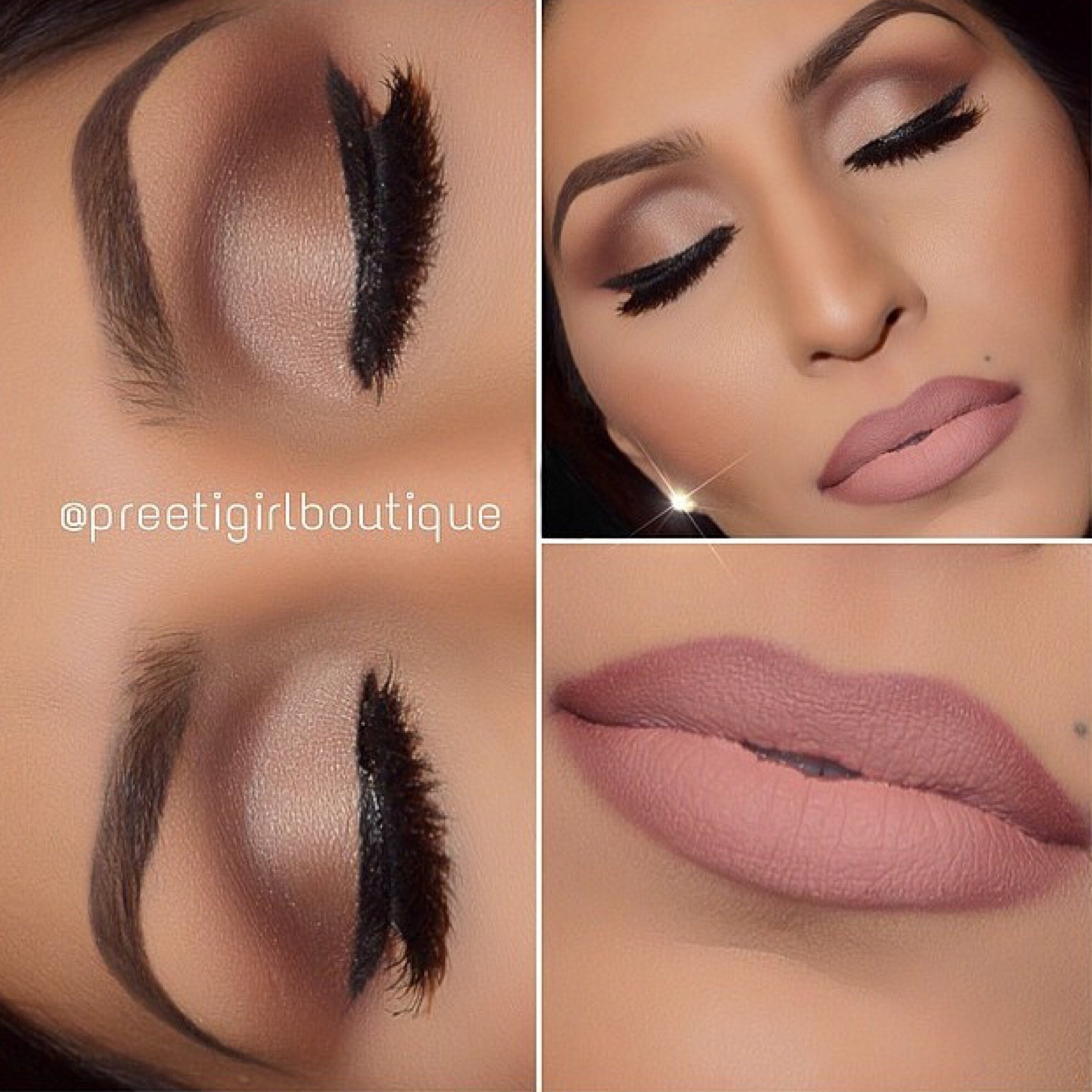 10 Perfect Wedding Makeup Ideas For Brown Eyes soo many brands want some eye makeup pinterest make up eye