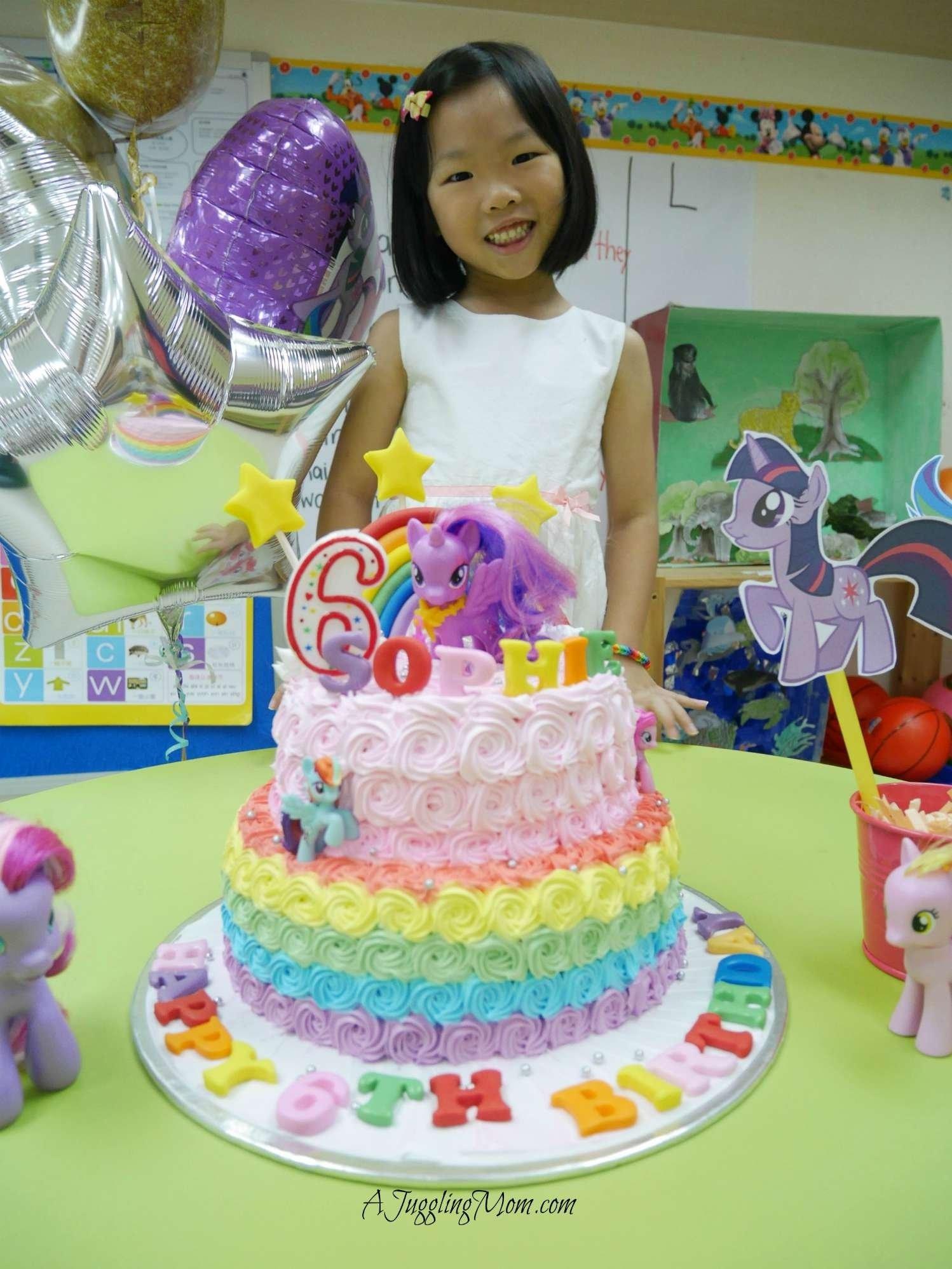 10 Stylish My Little Pony Friendship Is Magic Birthday Party Ideas sophie turns 6 my little pony birthday party friendship is magic 2020