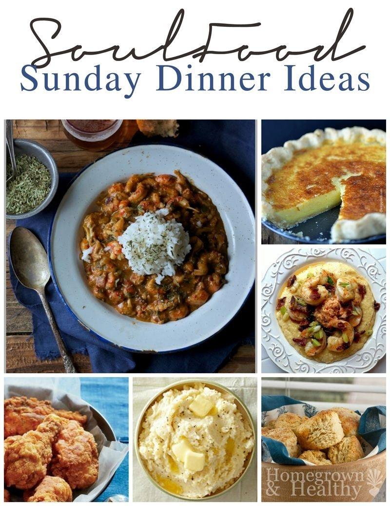 soul food sunday dinner ideas | sunday dinners, soul food and dinner
