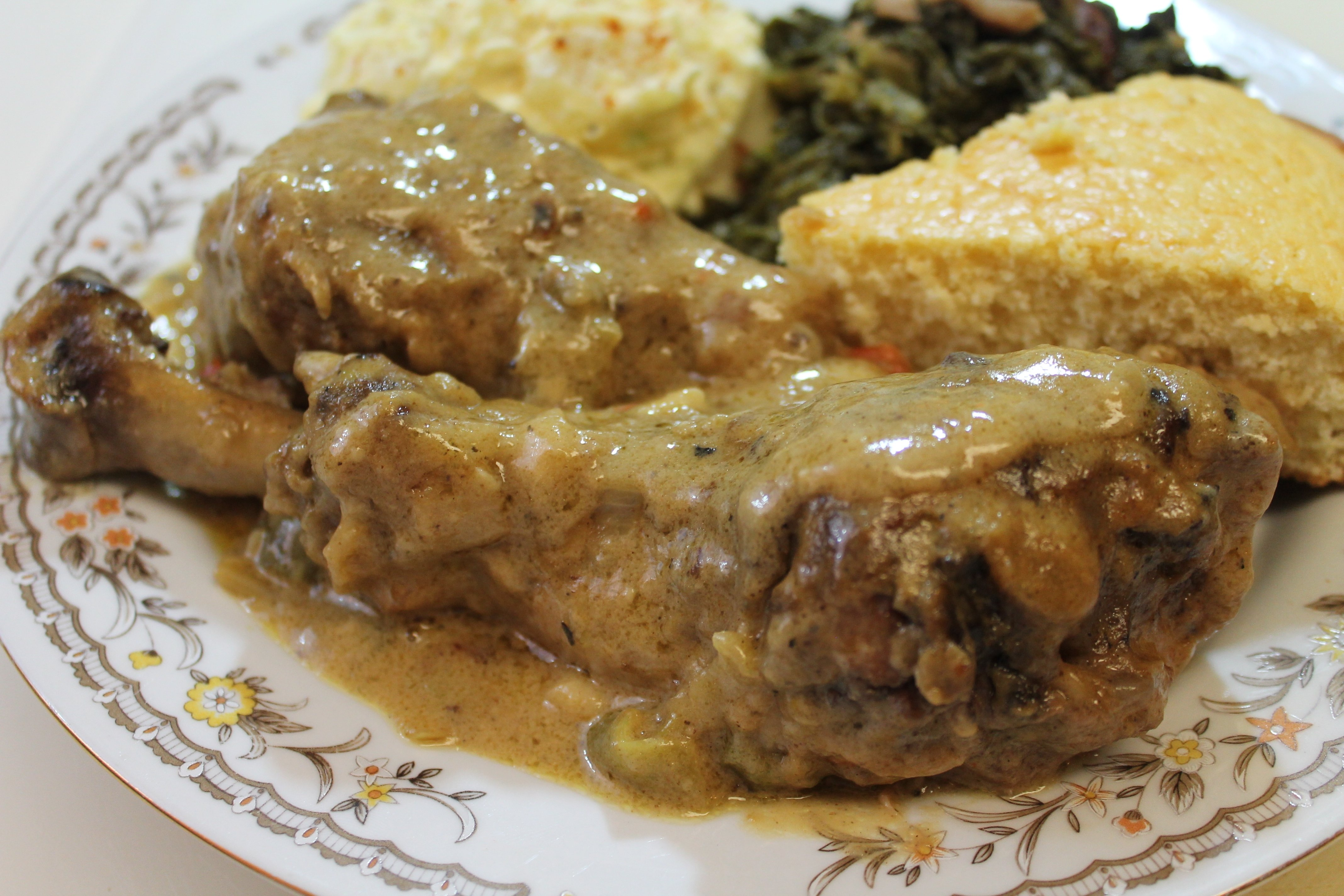 10 best quick soul food dinner ideas 10 best quick soul food dinner ideas southern smothered turkey i heart recipes forumfinder Images