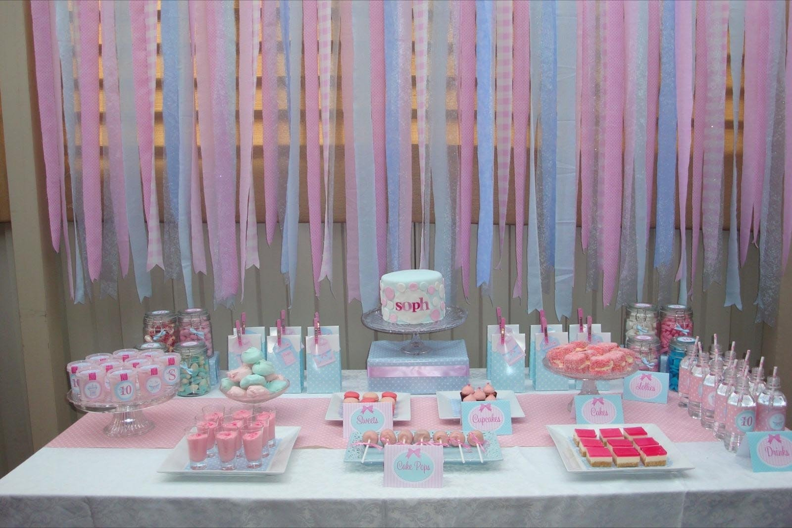 10 Gorgeous Birthday Party Ideas For 9 Year Old Girl Spa Food Home