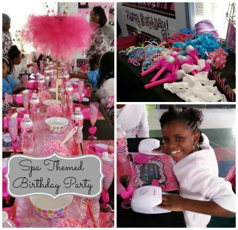10 Stunning 8 Year Old Girl Party Ideas spa birthday party ideas 8 year old pool design ideas 6