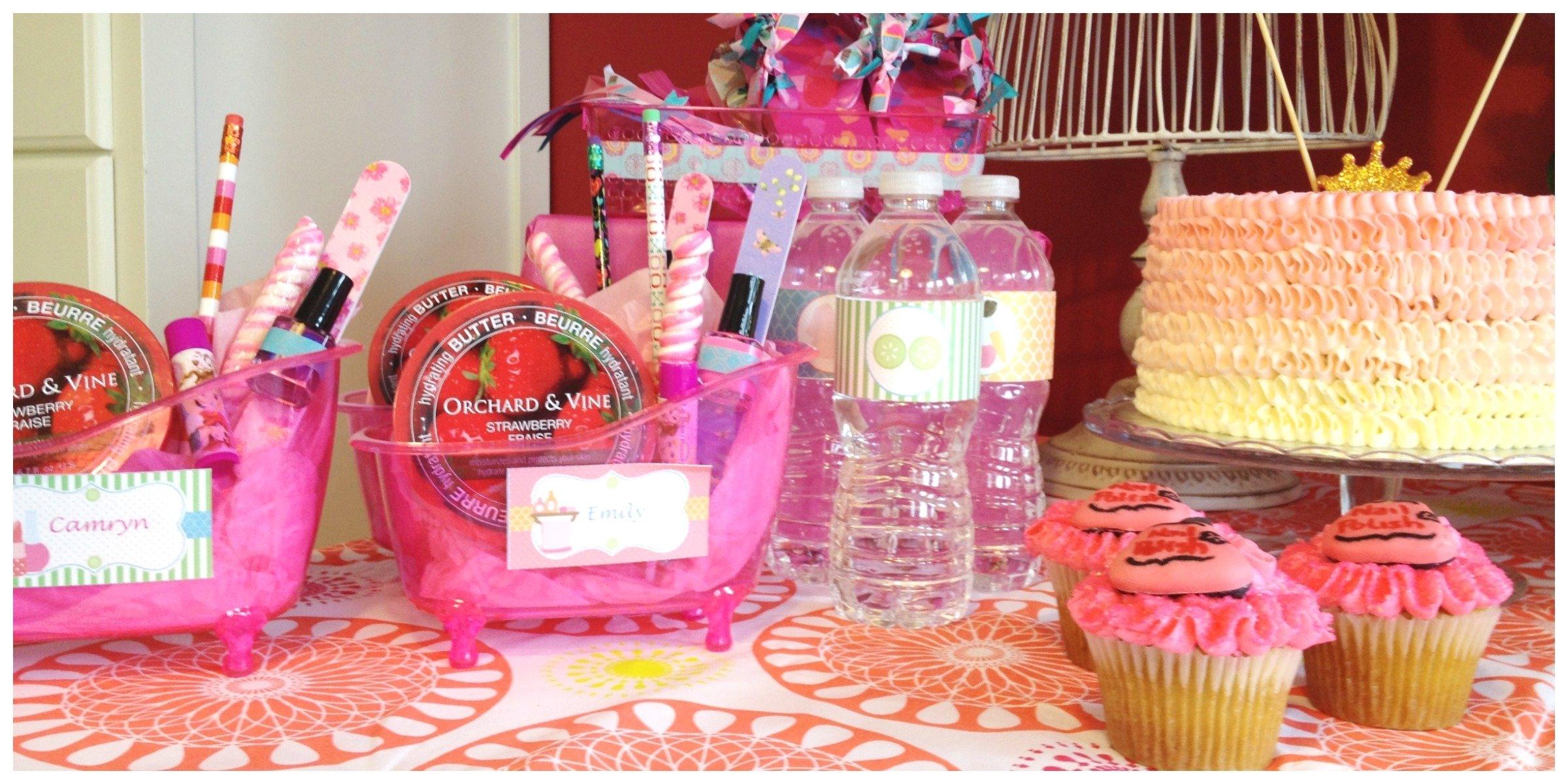 10 Gorgeous Spa Party Ideas For Girls spa girl birthday party ideas pool design ideas 2021