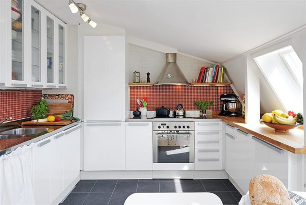 10 Nice Space Saving Ideas For Small Kitchens space saving kitchen decor ideas decobizz 2020