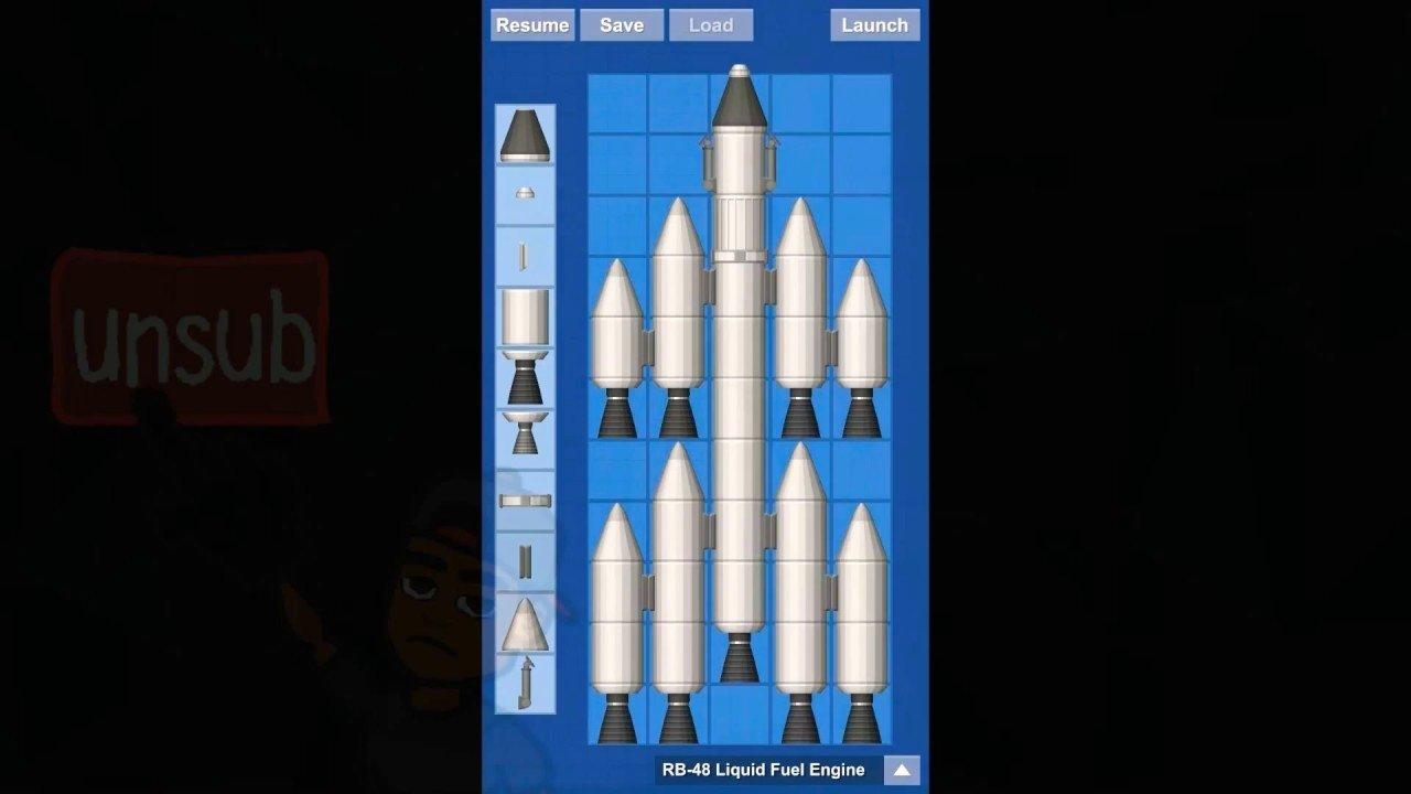 10 Fabulous A Rocket To The Moon Your Best Idea spaceflight simulator best rocket youtube 2021