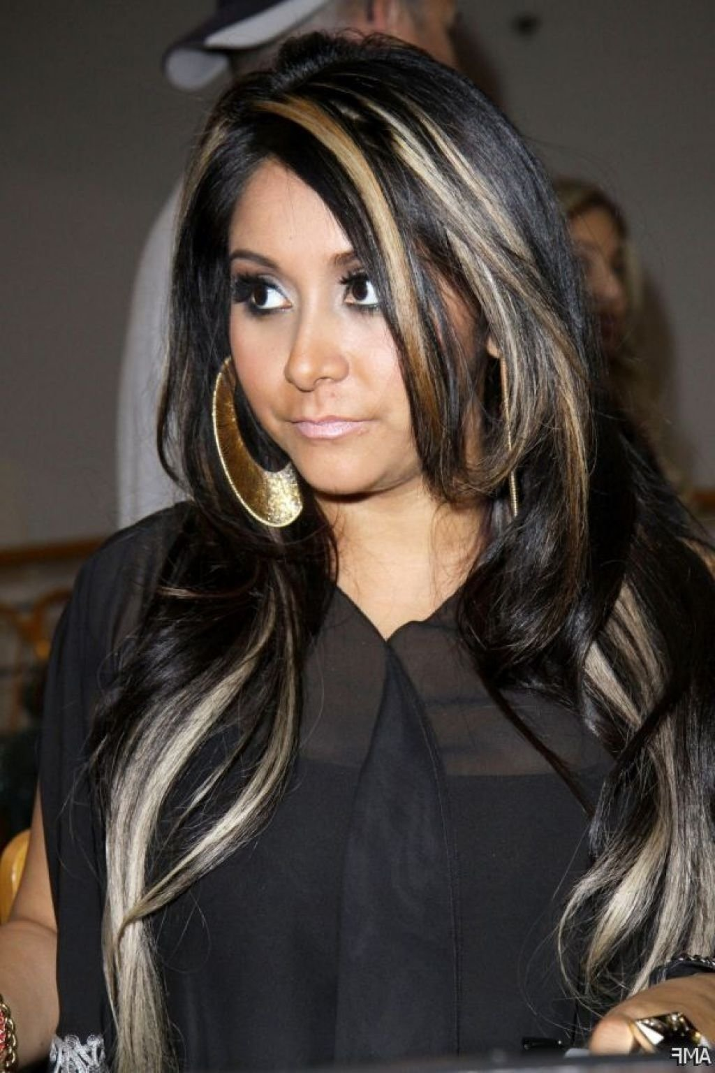 10 Best Black And Blonde Hair Color Ideas