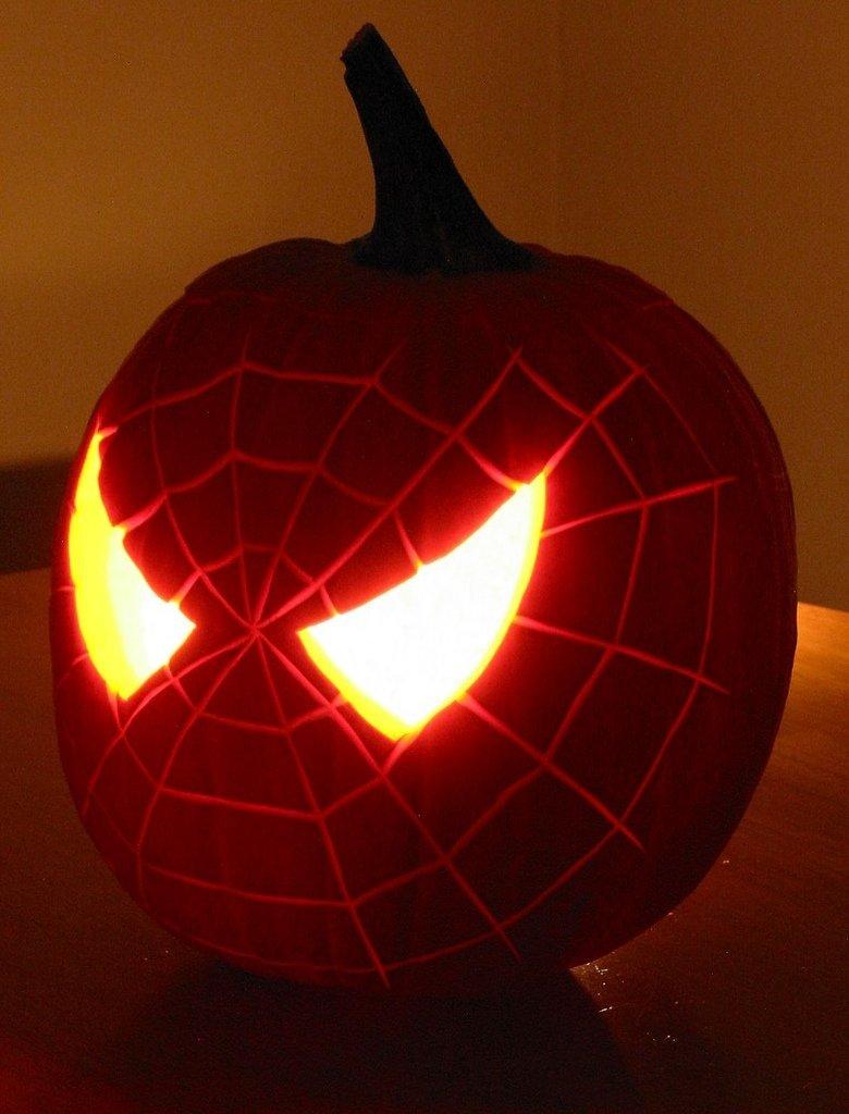 10 Amazing Awesome Jack O Lantern Ideas spidey o lantern my 2007 jack o lantern well technically flickr 2020