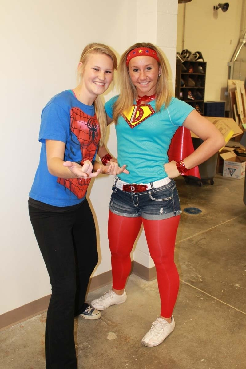 10 Famous Superhero Ideas For Spirit Week spirit week superhero day talawanda tribune 4 2020