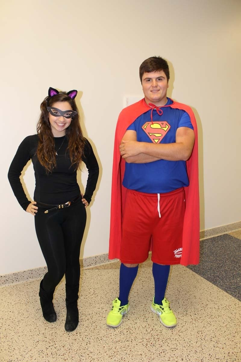 10 Famous Superhero Ideas For Spirit Week spirit week superhero day talawanda tribune 2020