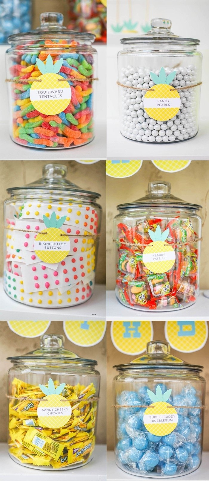 10 Trendy Spongebob Birthday Party Food Ideas spongebob squarepants birthday party 2020