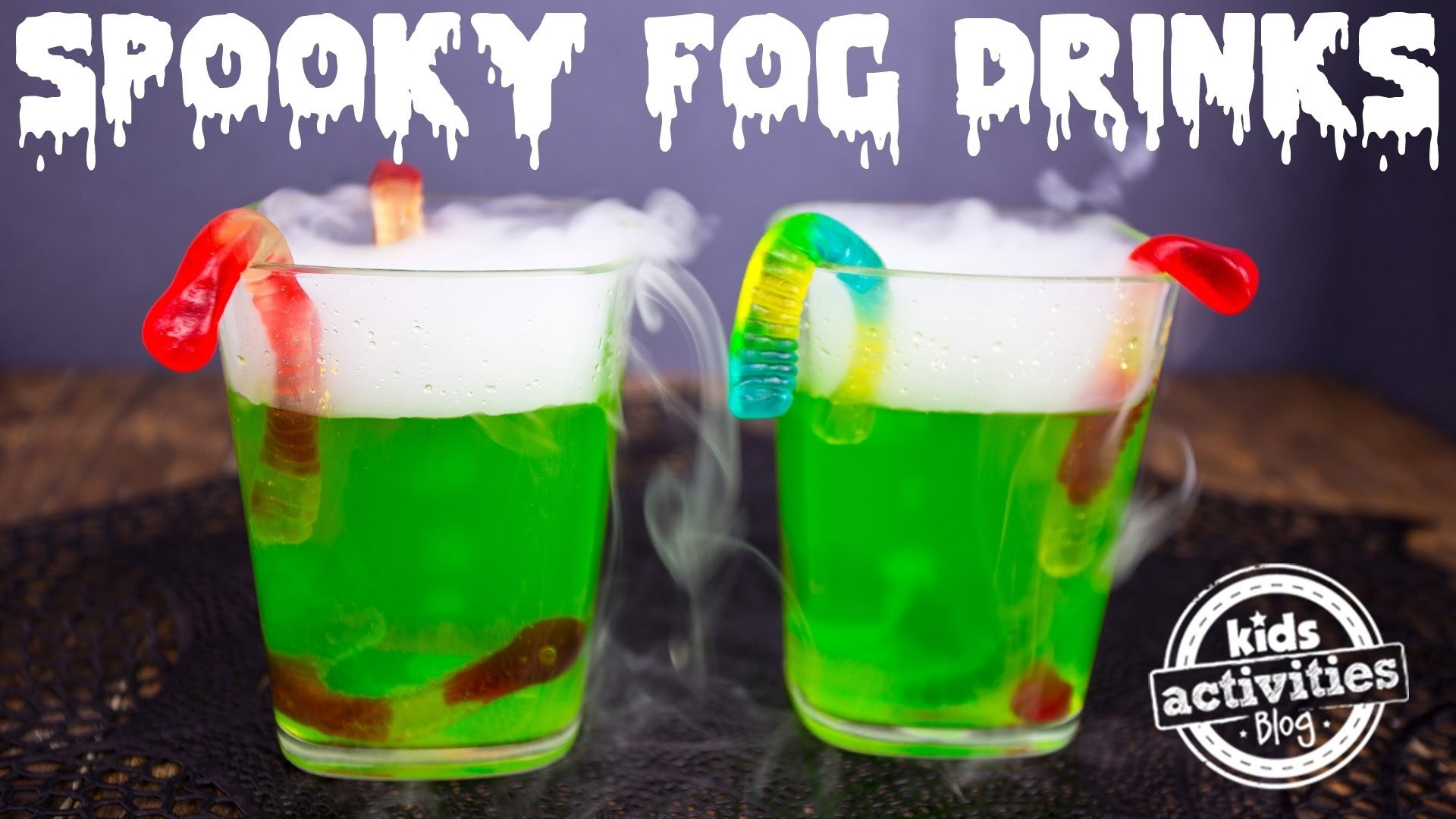 10 Amazing Halloween Drink Ideas For Kids spooky fog drinks for a halloween party youtube 2021
