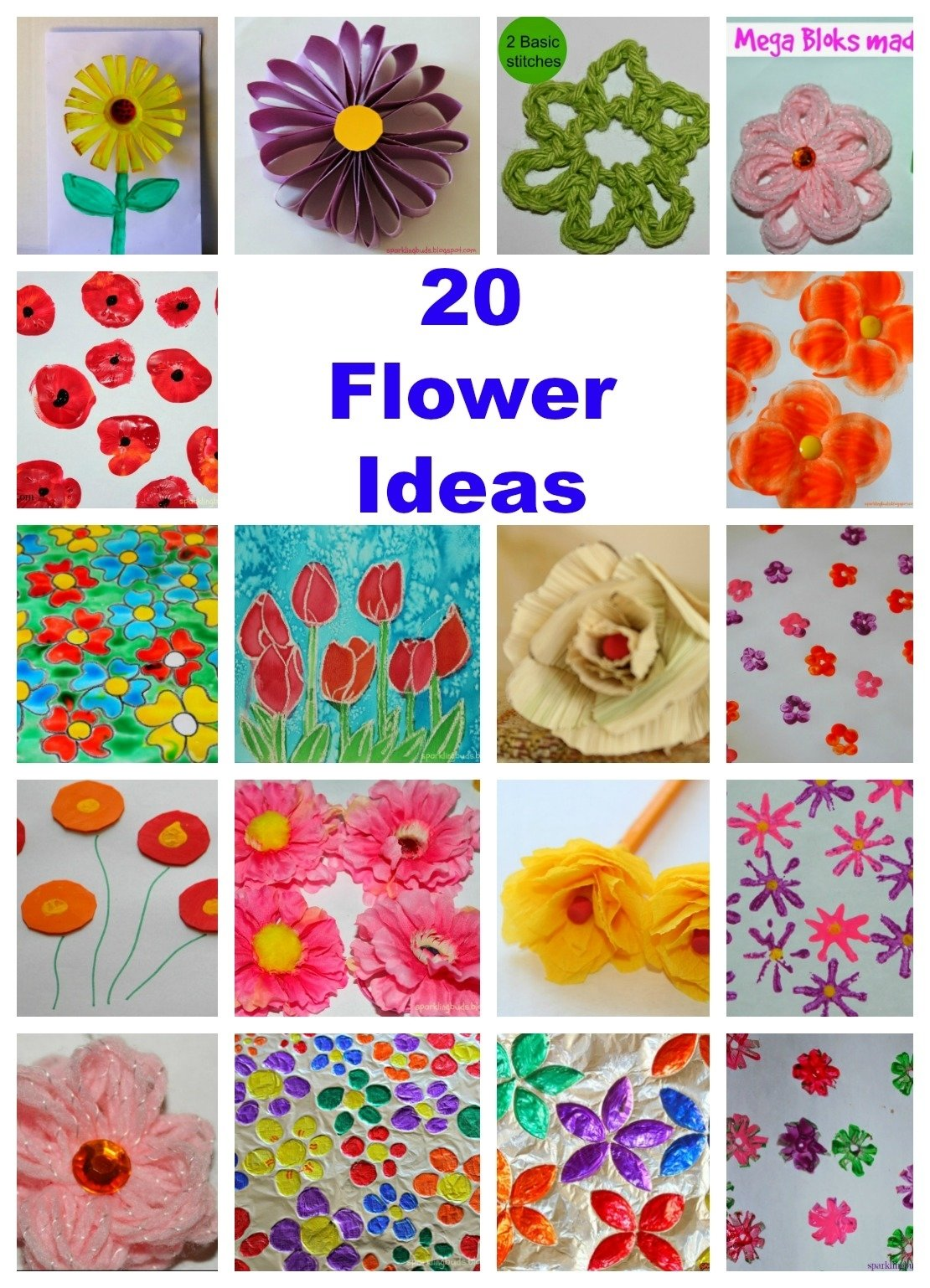 10 Fashionable Spring Arts And Crafts Ideas spring art ideas for kids archives sparklingbuds 2020