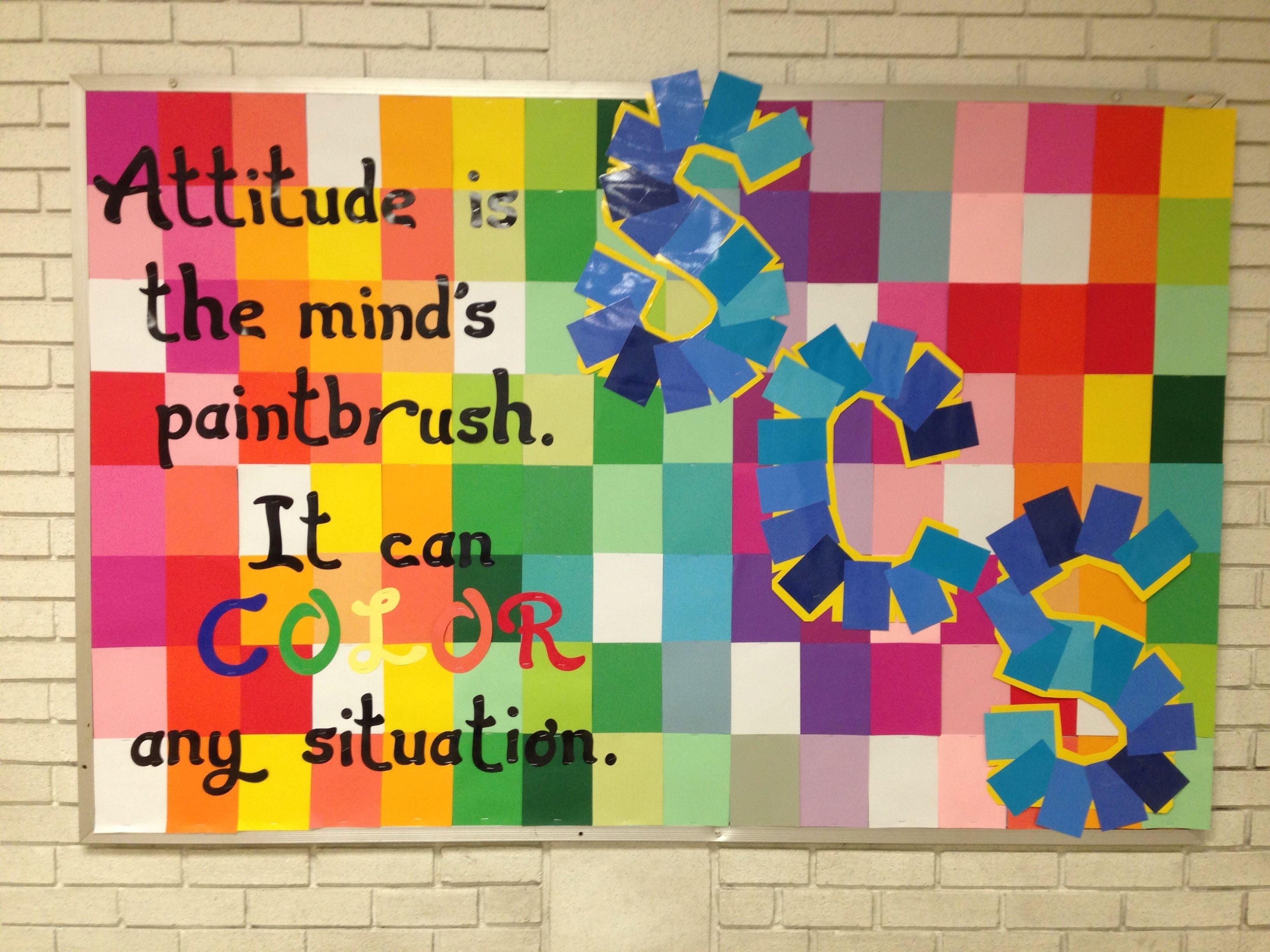 10 Lovable Bulletin Board Ideas Middle School spring bulletin board ideas middle school counselor counseling 2020