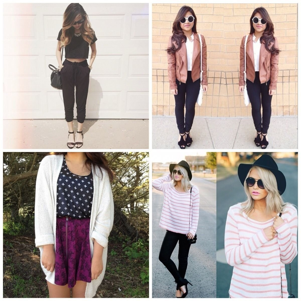 10 Lovable Cute Outfits Ideas For School spring outfit ideas tumblr google search clothes pinterest 2020