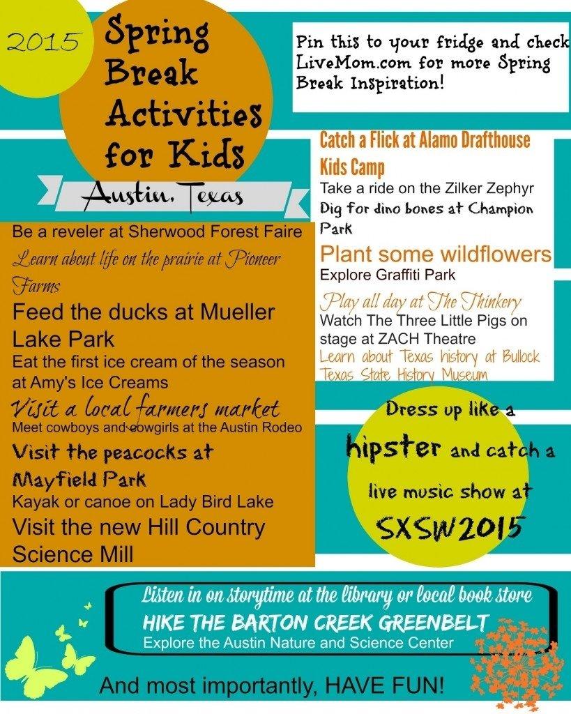 10 Attractive Spring Break Ideas For Kids springbreakprint1 819x1024 2021