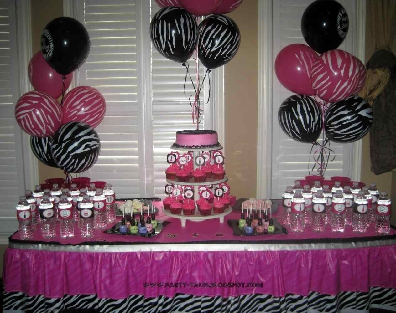 10 Lovely Girls 13Th Birthday Party Ideas st images on pinterest best unique 13th birthday party themes girls