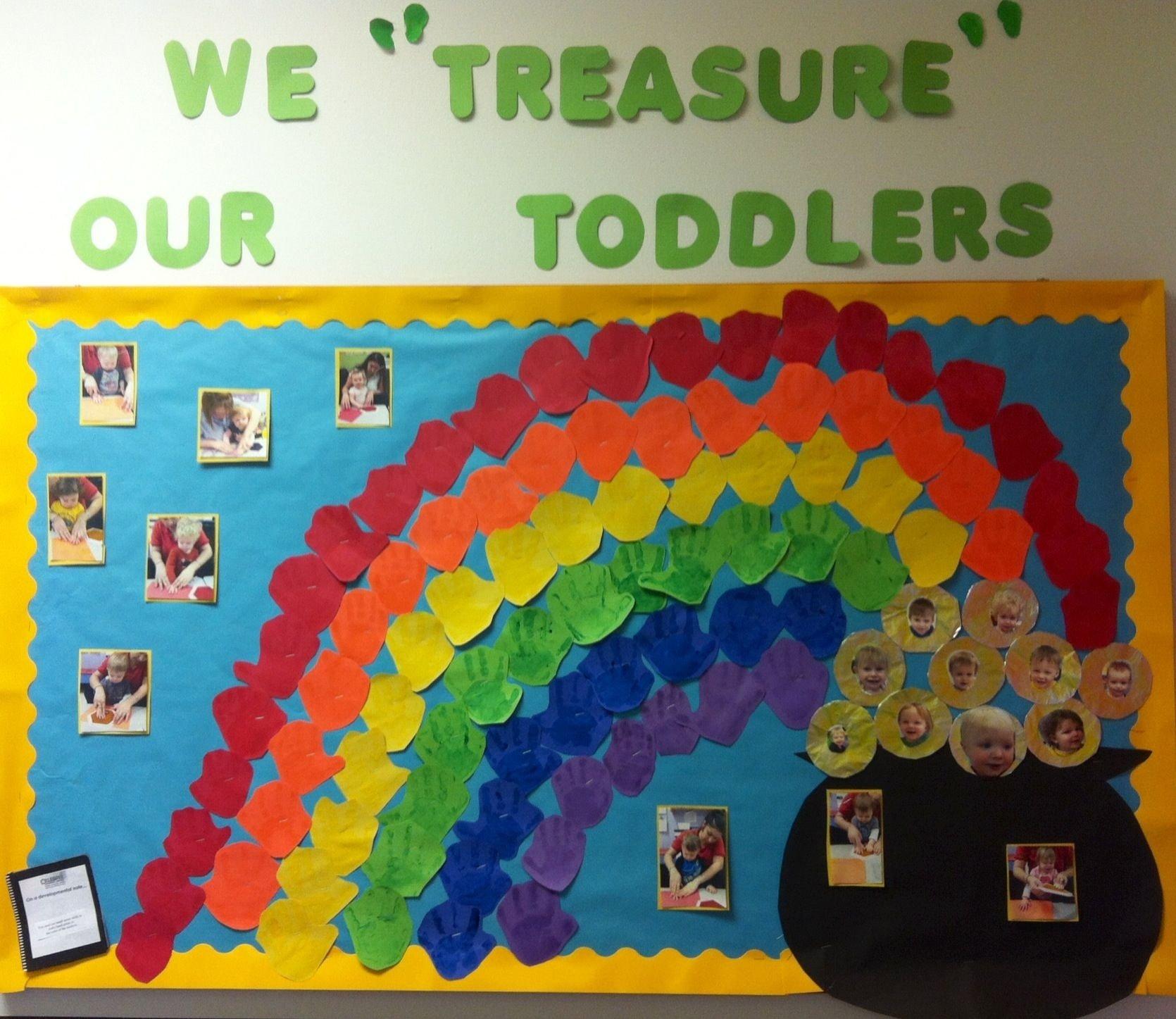 10 Amazing St Patrick Day Bulletin Board Ideas st patricks day bulletin board we treasure our toddlers