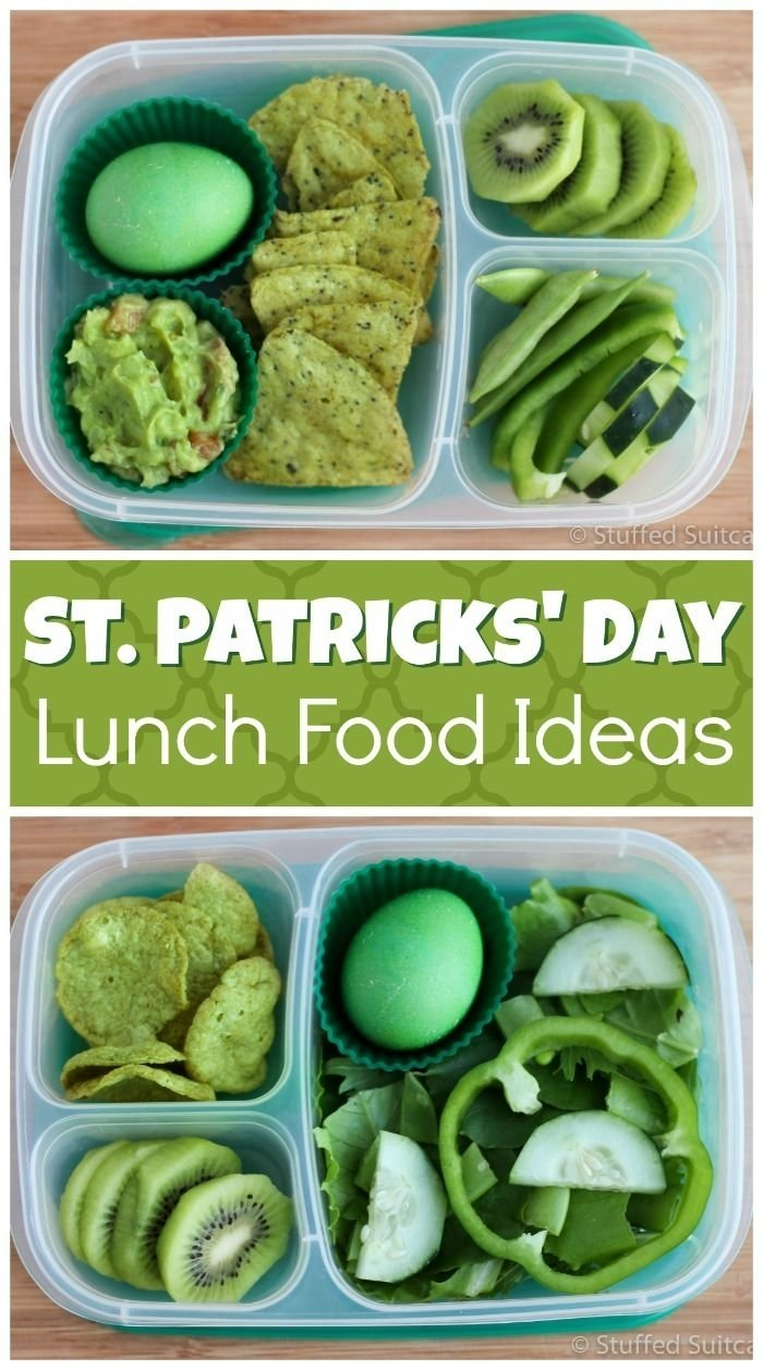 st patricks day food ideas for lunch | green foods, food ideas and