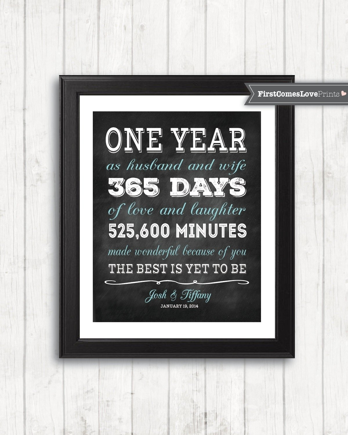 10 Gorgeous 1St Year Anniversary Gift Ideas For Him st wed design inspiration 1st wedding anniversary gift ideas him 2 2020