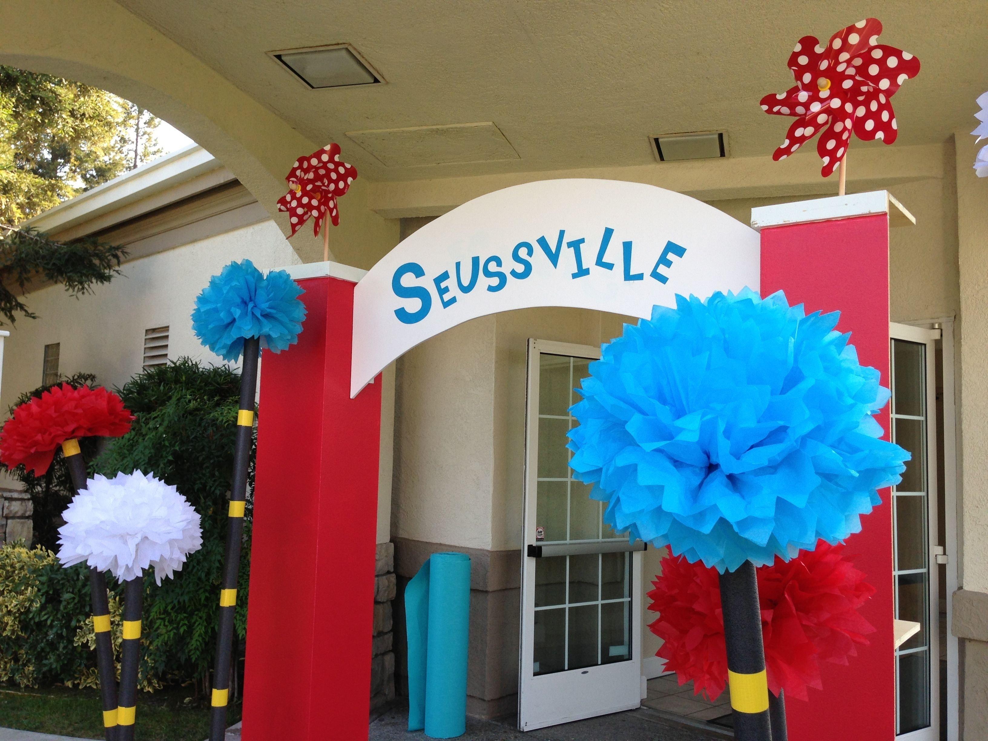 10 Attractive Dr. Seuss Decorating Ideas For Classroom staff appreciation beautiful gatherings pinterest staff 2020