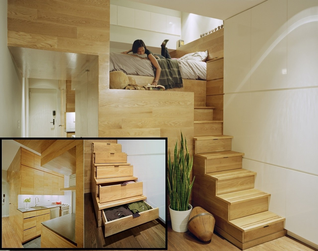 10 Gorgeous Interior Design Ideas For Small Spaces staircase ideas for small spaces apartment interior design 1