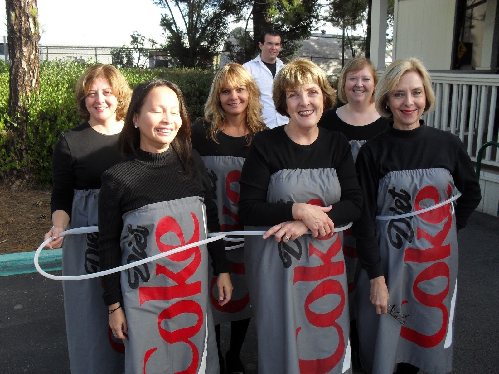 10 Attractive Costume Ideas For Three People stamp til dawn halloween costumes 2