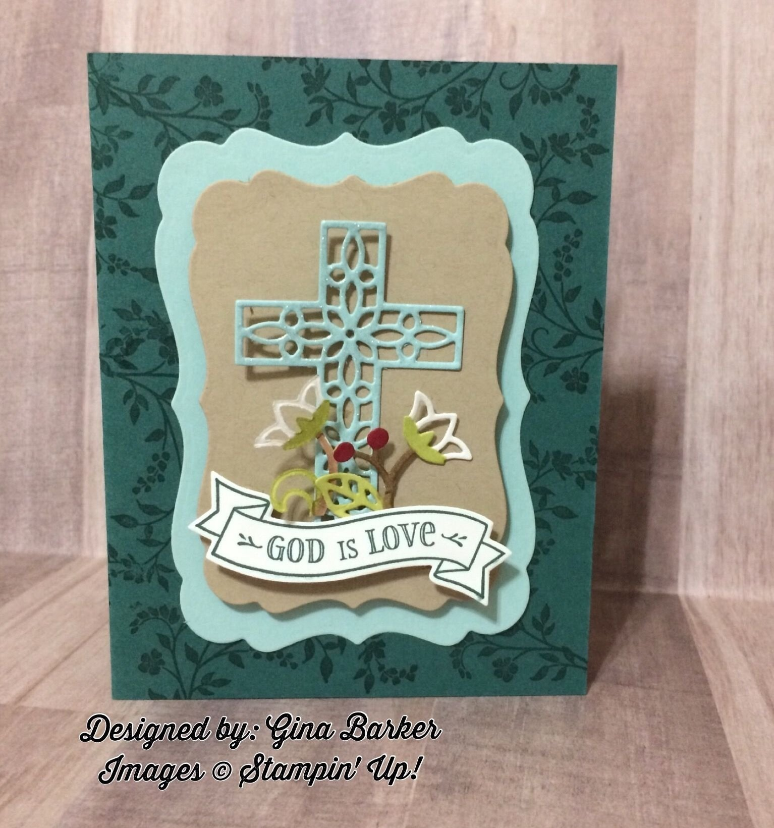 10 Lovable Stampin Up Easter Card Ideas stampin up 2018 occasions catalog image from hold on to hope