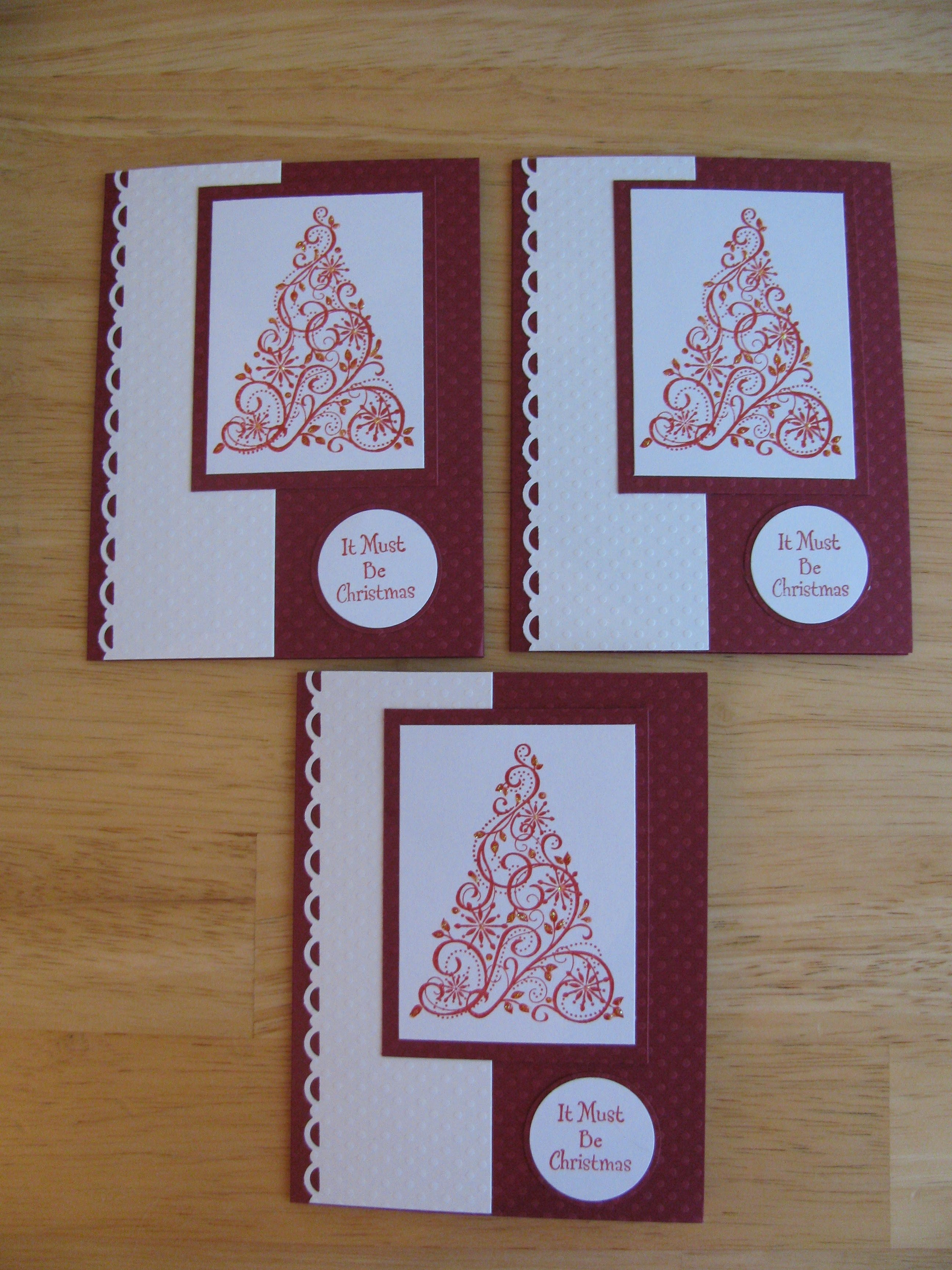 10 Beautiful Stampin Up Christmas Card Ideas stampin up christmas cards karens cards ideas 1 2021