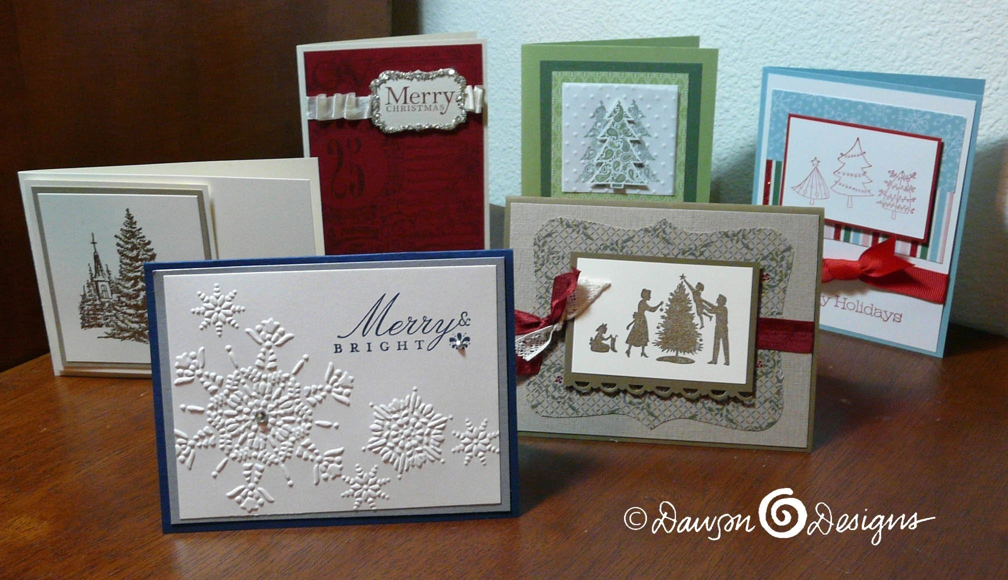 10 Beautiful Stampin Up Christmas Card Ideas stampin up christmas cards stephanies designs cards creations 2020