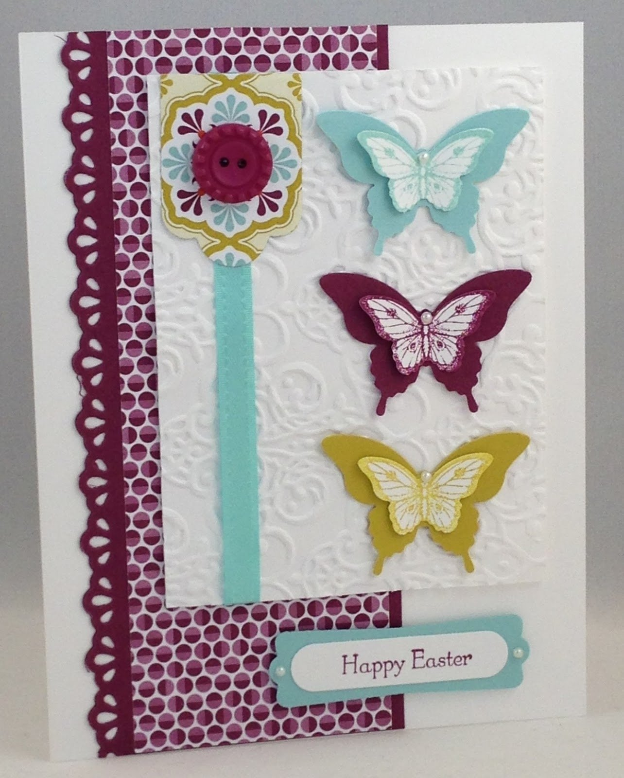 10 Lovable Stampin Up Easter Card Ideas stampintx stampin up easter and butterfly card ideas