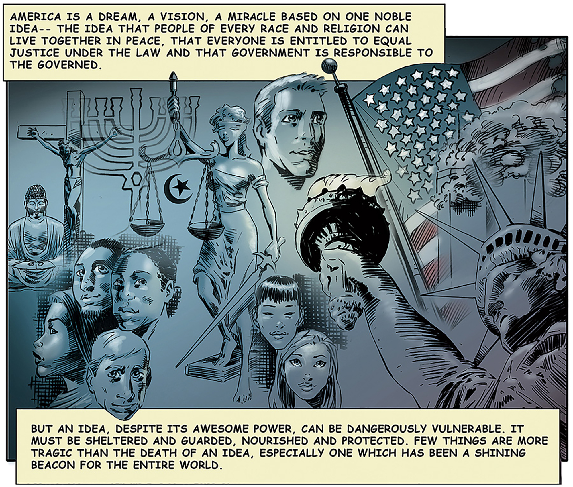 10 Elegant The Idea That Is America stan lee on the american idea the atlantic